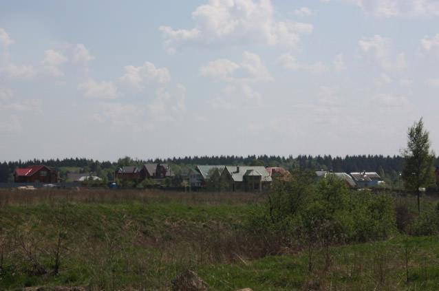 Земельные участки в коттеджном поселке Цветочный