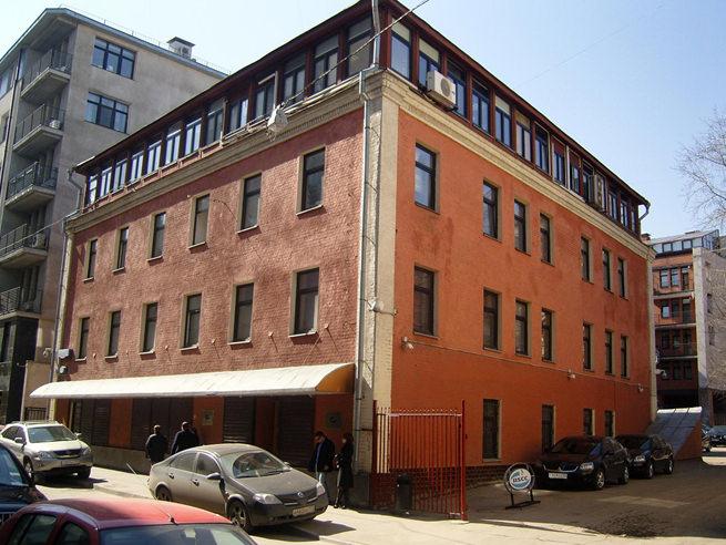 Продажа офисного здания в Москве